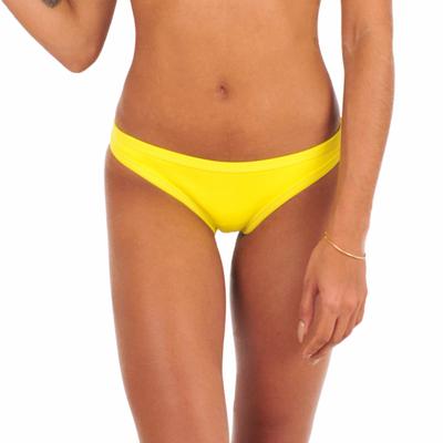 Mon Néoprène Bikini culotte Jaune (Bas)