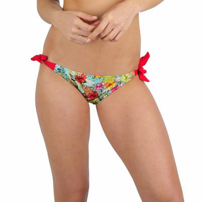Mon Tanga Hawaï à nœuds rouge (Bas)