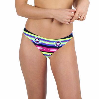 Mon Petit Bikini Aztèque tanga multicolore (Bas)