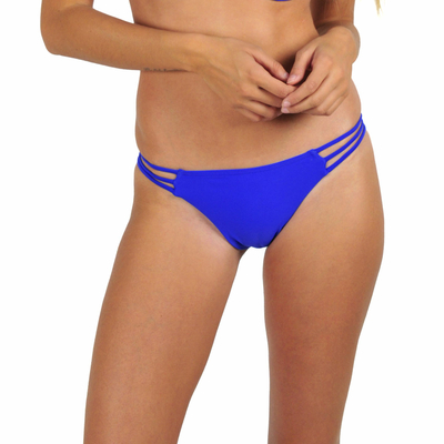 Mon Mini Itsy Bikini tanga bleu roi (Bas)