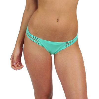 Ma culotte Itsy Bikini vert émeraude (Bas)