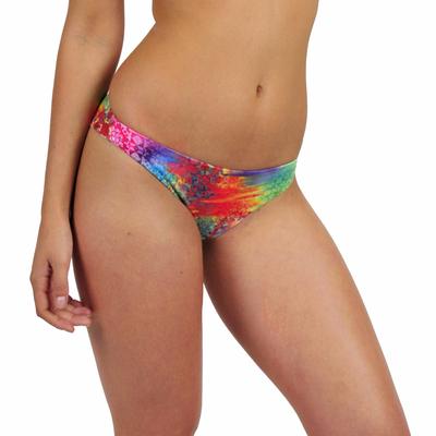 Mon Petit Bikini Exotique multicolore tanga (Bas)