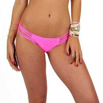 Ma culotte Itsy Bikini rose (Bas)