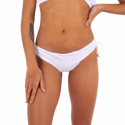 Maillot de bain Tanga Color Mix Blanc (Bas)