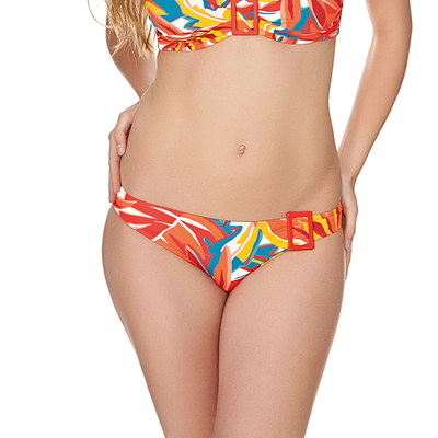 Maillot de bain culotte imprimé multicolore Lost In Paradise (Bas)