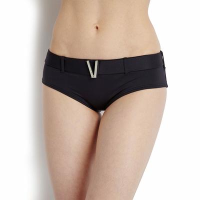 Shorty ceinture noir Venizia - Bas de maillot de bain Morgan