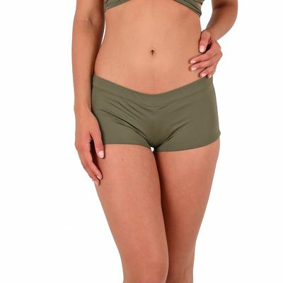 Mon Shorty Bikini vert kaki (Bas)