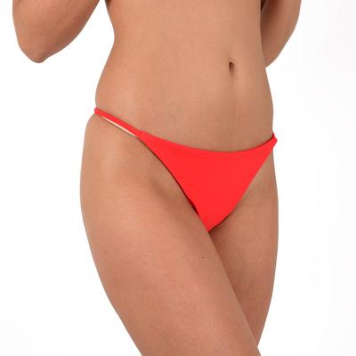 Maillot de bain string rouge (Bas)