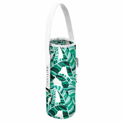 Sac hermétique pour bouteille vert Palmier