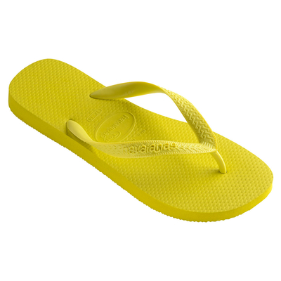 Tongs jaunes Top