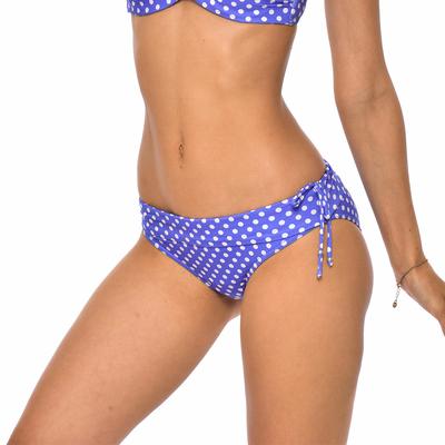 Bas de maillot de bain Culotte couvrante Bleu indigo Dolcevita
