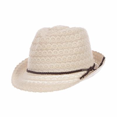 Chapeau de plage Beige écru Full Sun Hatsy