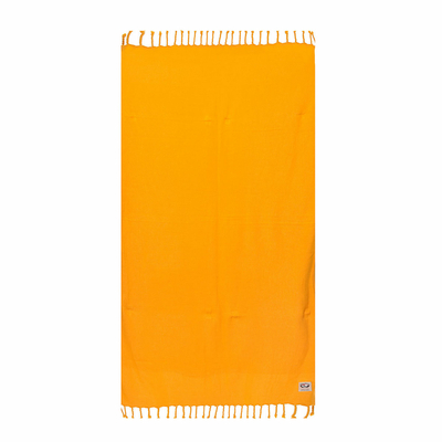 Fouta Orange Marbella