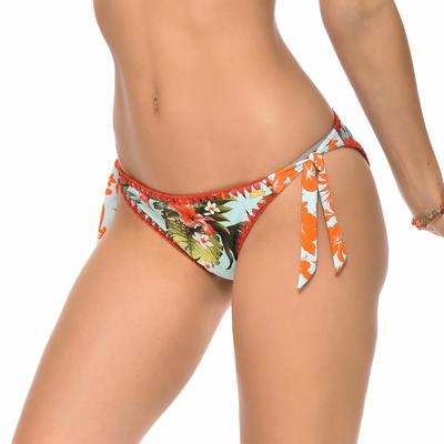Bas de maillot de bain Culotte à noeuds Multicolore Iquitos