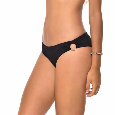Bas de maillot de bain Culotte Noir Nalta Ring