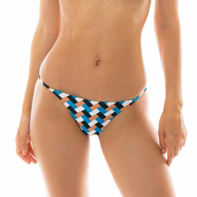Bas de maillot de bain Culotte Multicolore Geometric