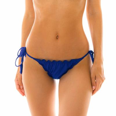 Bas de maillot de bain Culotte Bleu Marine Planet blue
