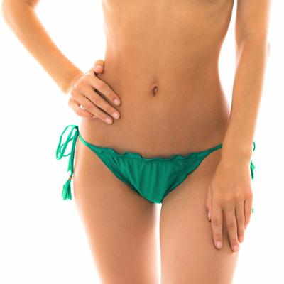 Bas de maillot de bain Culotte Verte Malaquita