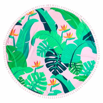 Fouta Vert menthe Monteverde