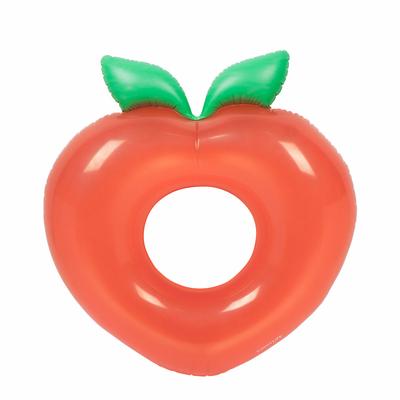Bouée Ronde Orange abricot Pèche
