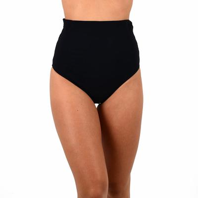 Maillot de bain Taille Haute Noir Unicool