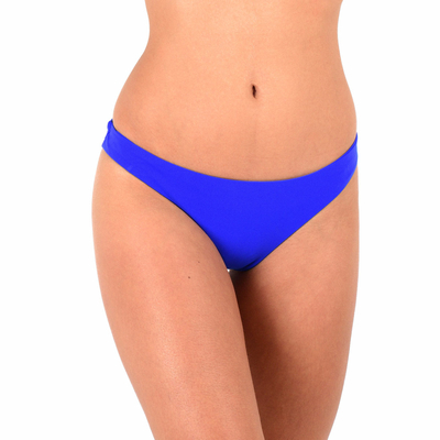 Bas de maillot de bain Tanga Bleu Unicool