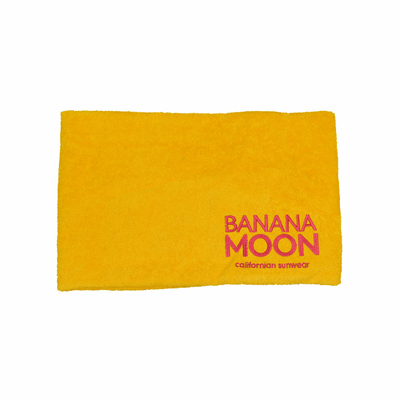 Coussin de plage Jaune citron Phil pillowan