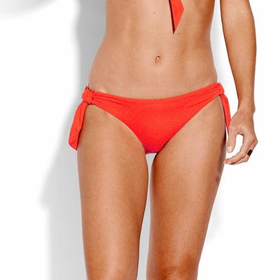 Bas de maillot de bain Culotte Orange Active
