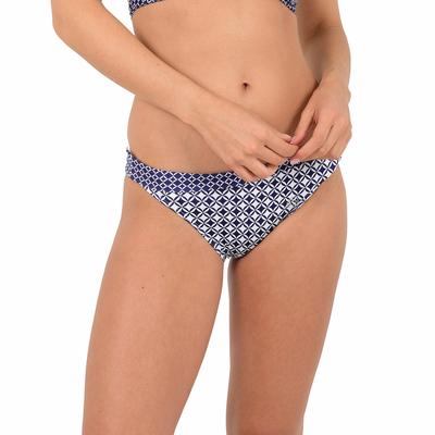Bas de maillot de bain Culotte couvrante Bleu Marine Love