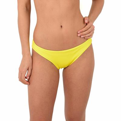 Mon Petit Bikini Jaune tanga (Bas)