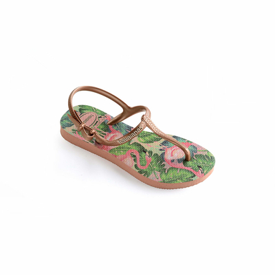 Tongs Roses nude Kids Freedom Print