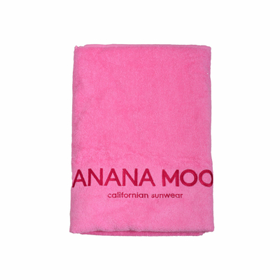 Serviette de plage Rose Plain Towely