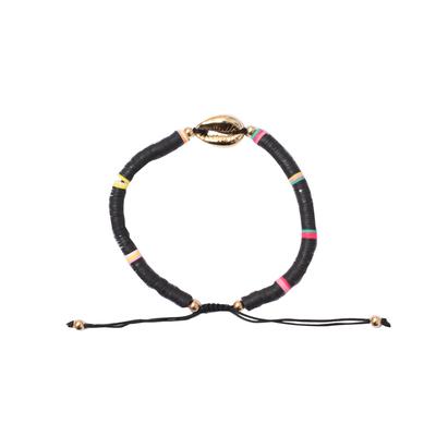 Bracelet maasaï noir