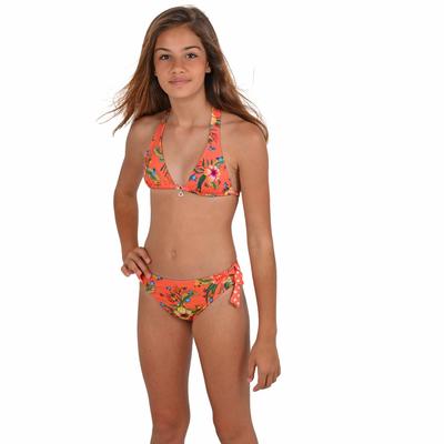 Maillot de bain enfant Triangle Corail Dolcevita KIDS