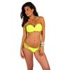maillot-de-bain-jaune-fluo-sexy-2-pièces-pas-cher