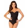 maillot-de-bain-noir-bustier-amincissant-barcelona-364143