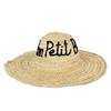 beau-chapeau-de-plage-paille-noir-monpetitbikini