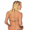 MAILLOT-BANDEAU-TWISTÉ-ORANGE-IMPRIMÉ-TROPICAL-MOONBAY-haut-dos-BORO-MOONBAY-HFU19