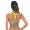 MAILLOT-DE-BAIN-TRIANGLE-MULTICOLORE-BORDS-ONDULÉS-TROPICAL-dos-TROPICAL-BLUE-FRUFRU-TOP