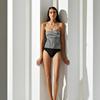 maillot-de-bain-une-pièce-bustier-rayé-noir-et-blanc_D18601-900