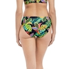 Maillot-culotte-multicolore-imprimé-exotique-Electro-Beach-dos-AS2911TRL