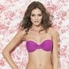 Maillot-de-bain-balconnet-violet-réversible-Lady-604MTS