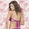 Maillot-de-bain-balconnet-violet-réversible-Lady-dos-604MTS