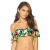 Maillot-bandeau-épaules-dénudées-vert-à-fleurs-Gran-Canaria-BF11520298-313