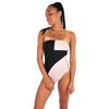 Maillot-de-bain-une-pièce-bustier-noir-bicolore-Stefan-iodus-D18801-900