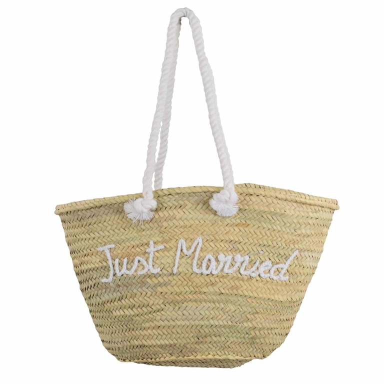 beau-panier-de-plage-en-osier-motif-manuscrit-just-married-blanc-monpetitbikini