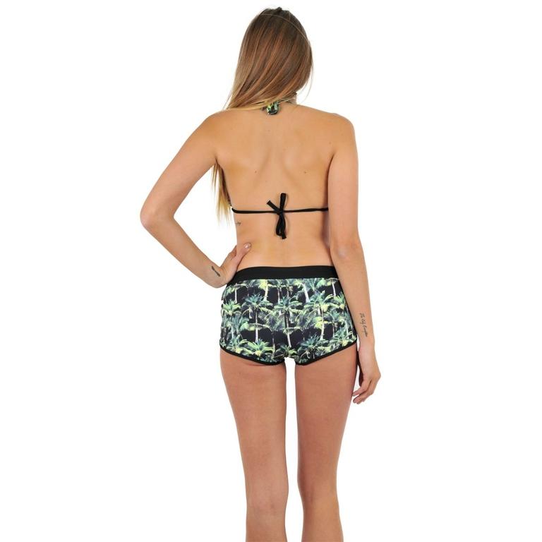 Short-de-plage-noir-palmiers-Yuliya-dos-bikinibar-2017-monpetitbikini