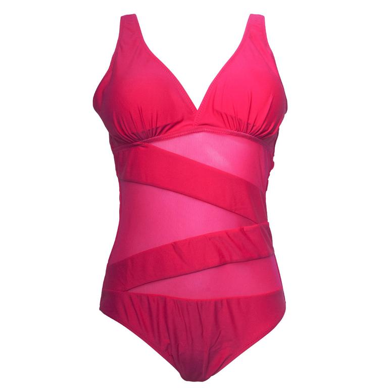 beau-maillot-de-bain-grande-taille-sexy-pas-cher_HH625-rose