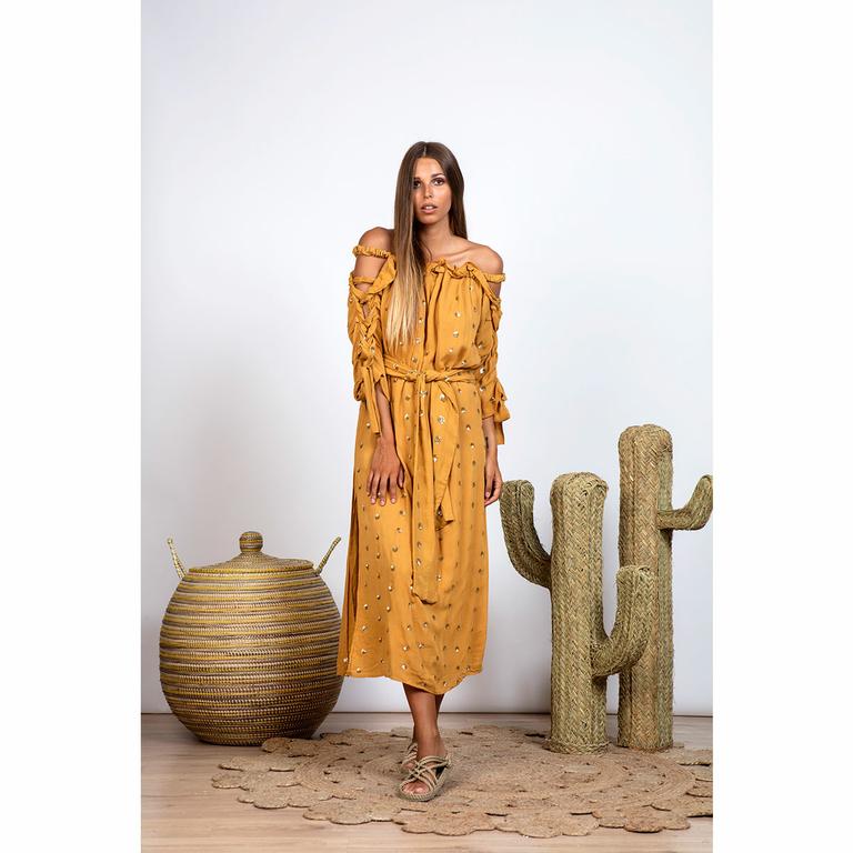 robe-bohème-jaune-safran_GEMMA