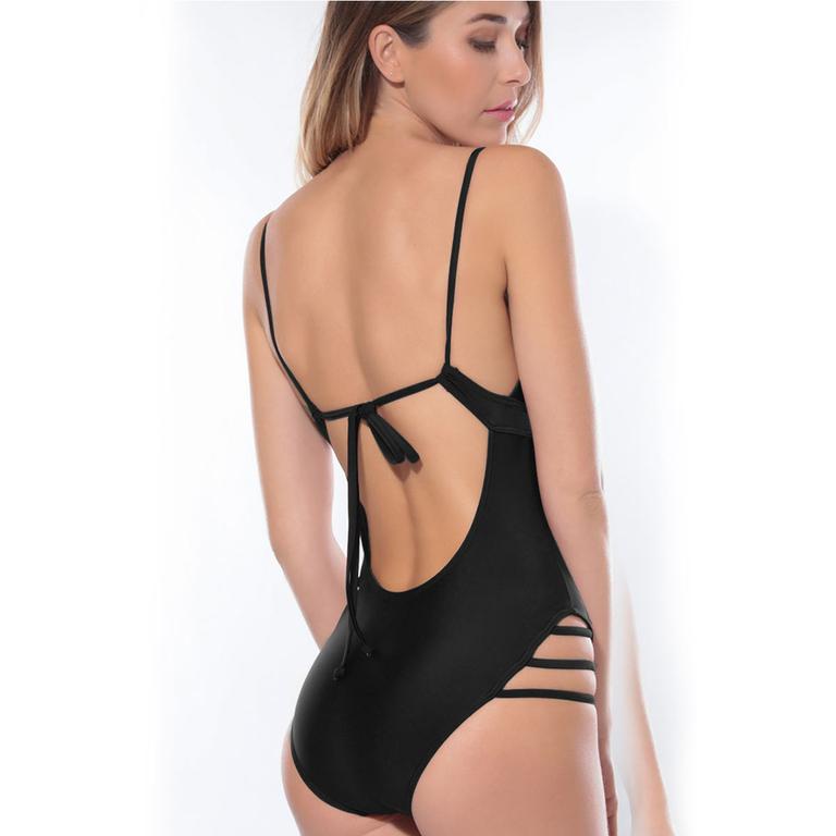 beau-maillot-de-bain-une-pièce-sexy-pas-cher-noir_B7903-dos